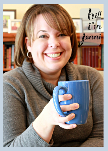 Jenni Burks, blogger, parenting and education copywriter, wife, mother, teacher, and friend.