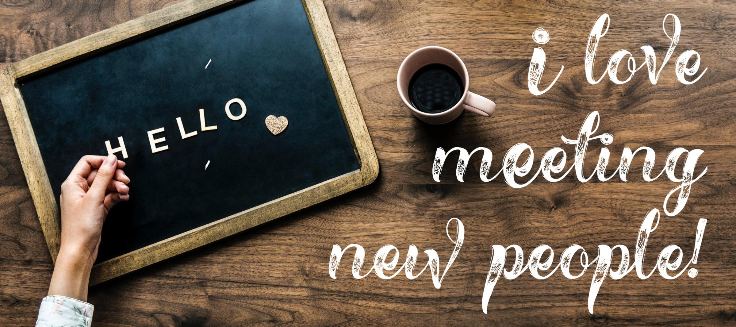 Hello! I love meeting new people! Contact Jenni Burks here.